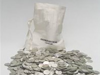 90% U.S. Silver Coin Bags